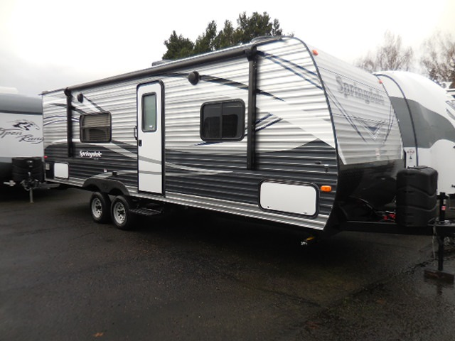 New 2017 Keystone Rv Springdale 245rbwe Travel Trailer At