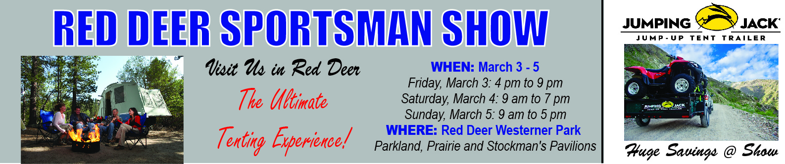 Red Deer Sportsman Show