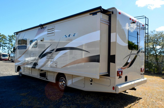 Used 2015 Thor Motor Coach Ace 29 3 Motor Home Class A At