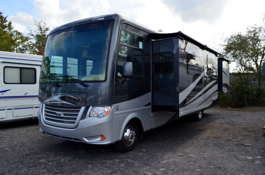 Used 2016 newmar bay star sport 3404 motor home class a at for Motor home class a