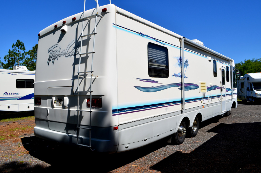 Used 1997 national rv tropical 235 motor home class a at for Motor home class a