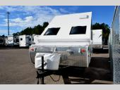 Used 2012 Forest River Flagstaff Classic Series T12DDST Pop Up Camping Trailer For Sale 0180