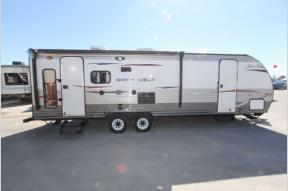 Used 2014 Forest River RV Cherokee Grey Wolf 26RL Photo