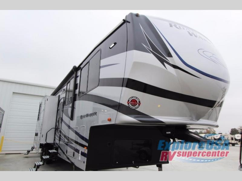Perfect New 2017 Heartland Road Warrior 429 Toy Hauler Fifth Wheel At ExploreUSA RV S
