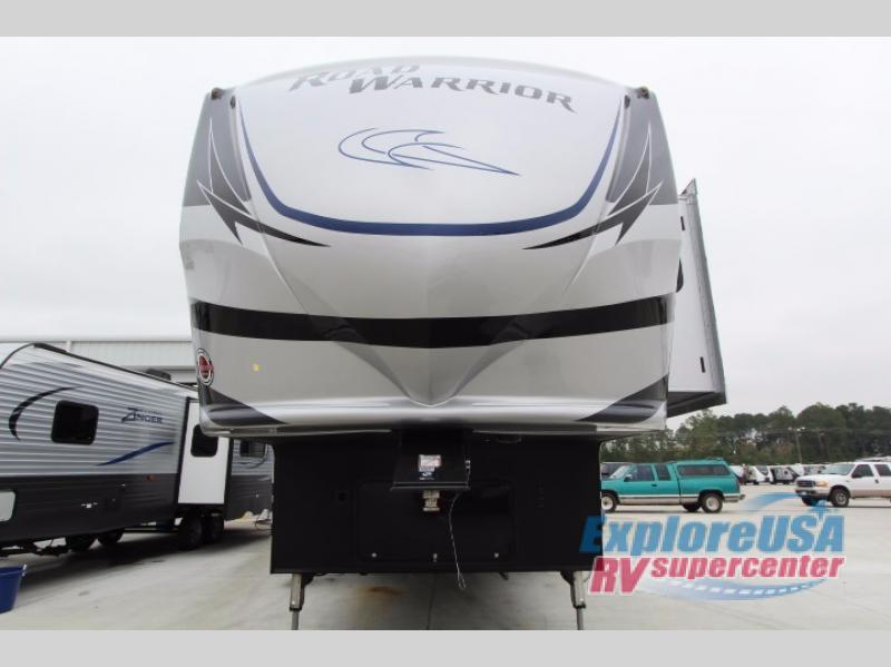 Original New 2017 Heartland Road Warrior 429 Toy Hauler Fifth Wheel At ExploreUSA RV S