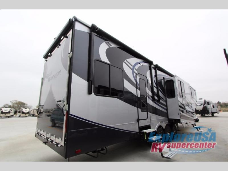 Creative New 2017 Heartland Road Warrior 429 Toy Hauler Fifth Wheel At ExploreUSA RV S