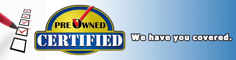 Certified Used RVs