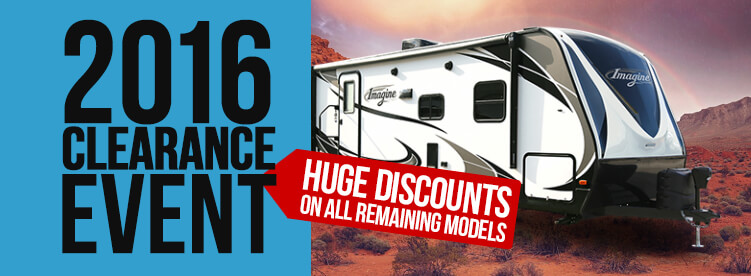 2016 Clearance Event