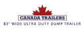 "83"" Wide Ultra Duty Dump Trailers"