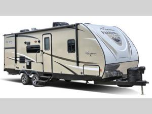 Outside - 2015 Freedom Express 242RBS Travel Trailer