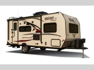Outside - 2017 Rockwood Mini Lite 2504S Travel Trailer
