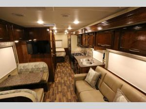 Inside - 2017 Pursuit 33 BH Motor Home Class A