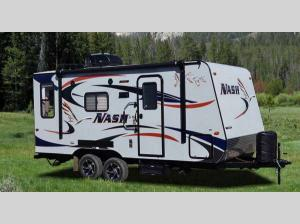 Outside - 2017 Nash 25C Travel Trailer