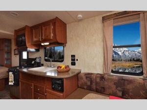 Inside - 2017 Nash 25C Travel Trailer