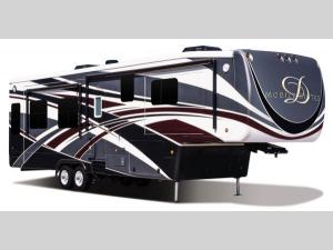 Outside - 2017 Mobile Suites 43 Manhattan Fifth Wheel