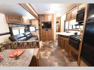 Outside - 2017 Longhorn ReZerve LFZ27BH Fifth Wheel