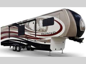 Outside - 2017 Redwood 39MB Fifth Wheel