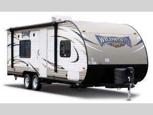 Outside - 2017 Wildwood X-Lite 281QBXL Travel Trailer