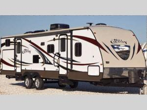 Outside - 2017 Hill Country HCT33RE Travel Trailer