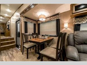 Inside - 2017 Chaparral Lite 30BHS Fifth Wheel