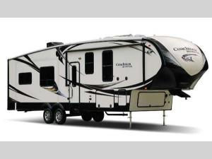 Outside - 2017 Brookstone 395RL Fifth Wheel