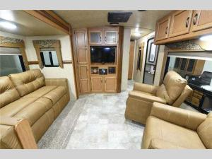Inside - 2017 Maple Country MC240BH Travel Trailer
