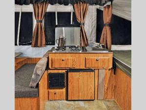 Outside - 2017 Flagstaff Classic 823D Folding Pop-Up Camper