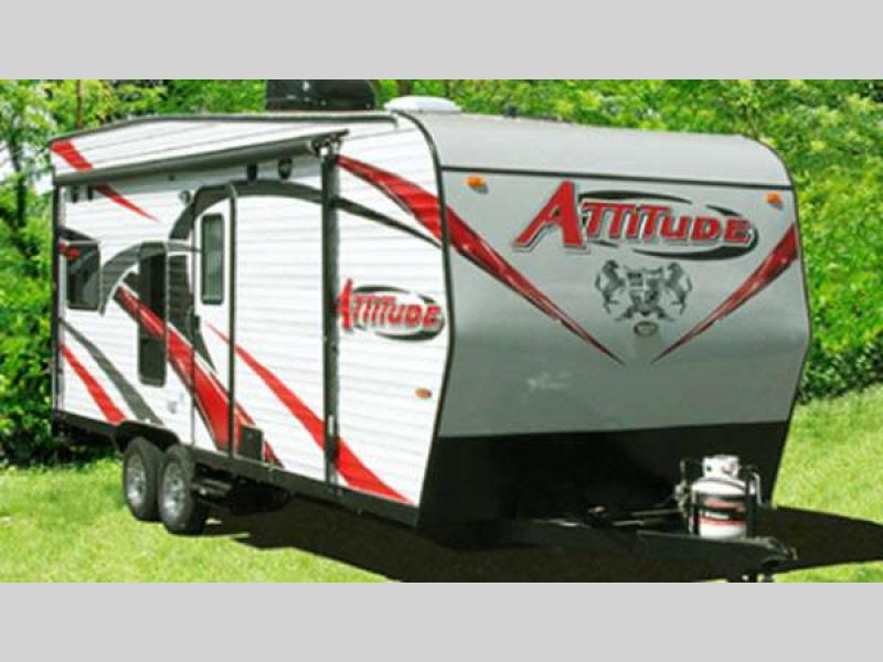 attitude metal toy hauler travel trailer rv sales 8