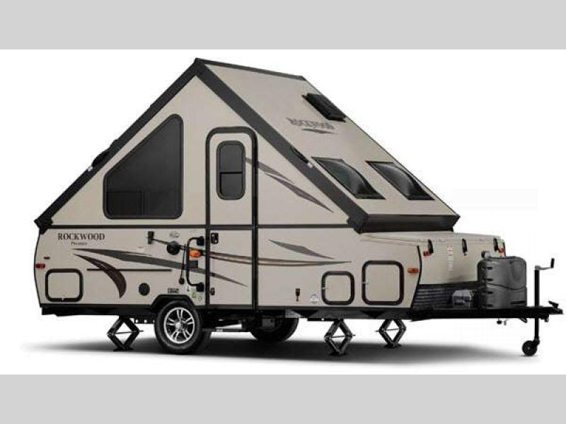 Rockwood Hard Side Series Folding Pop-Up Camper  RV Sales ...
