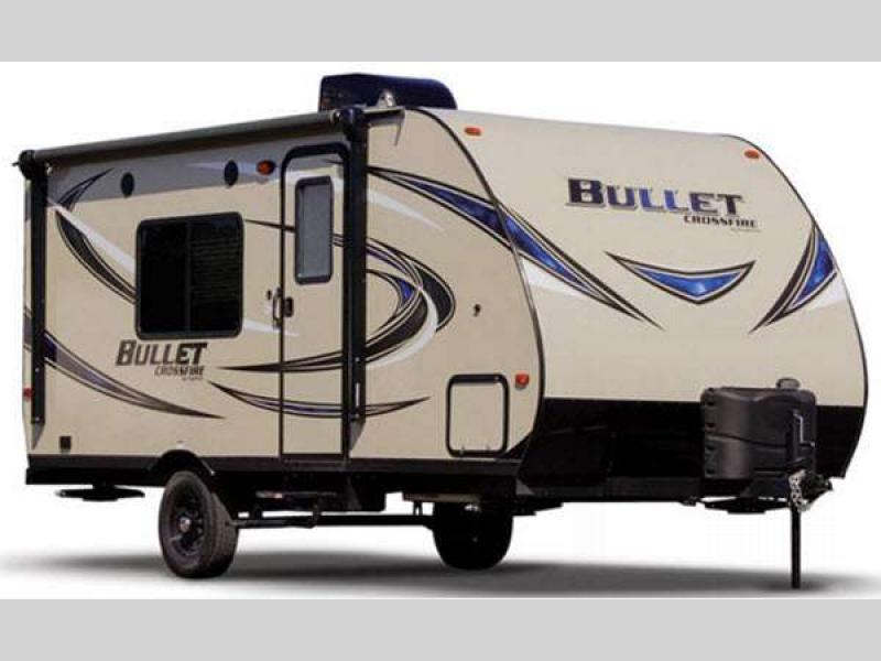 Bullet Crossfire Travel Trailer Rv Sales 4 Floorplans