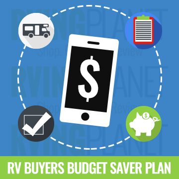 RV Buyers Budget Saver Plan - Product Image