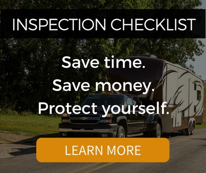 Fifth Wheel Inspection Checklist - Click to Learn More