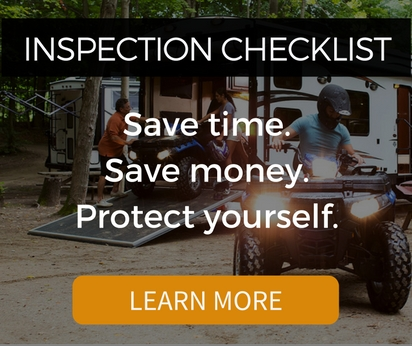 Toy Hauler Inspection Checklist - Click to Learn More
