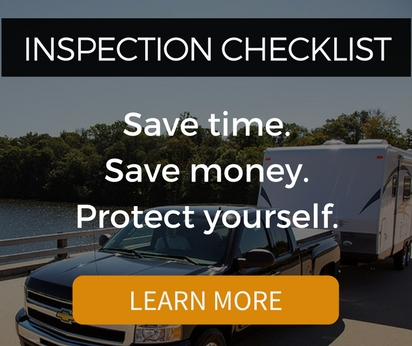 Travel Trailer Inspection Checklist - Click to Learn More