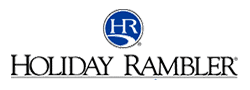 the Holiday Rambler Motor Homes logo
