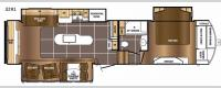 Sanibel 3291 Floorplan Image