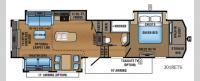 North Point 301RETS Floorplan Image