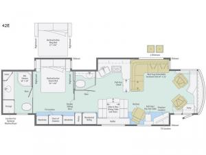 Journey 42E Floorplan Image
