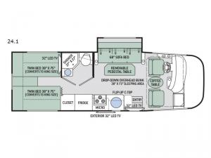 Axis 24.1 Floorplan Image