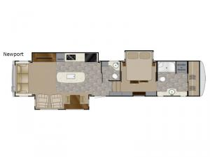Landmark 365 Newport Floorplan Image