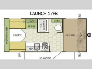 Launch 17FB Floorplan Image