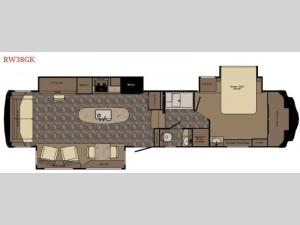 Redwood 38GK Floorplan Image