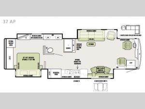 Allegro Bus 37 AP Floorplan Image