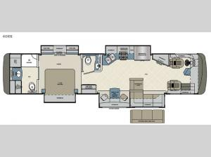 Berkshire XL 40RB Floorplan Image