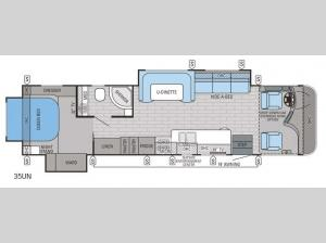 Precept 35UN Floorplan Image
