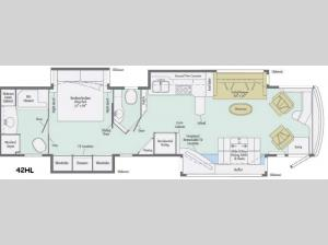 Grand Tour 42HL Floorplan Image