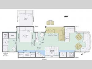 Journey 40R Floorplan Image