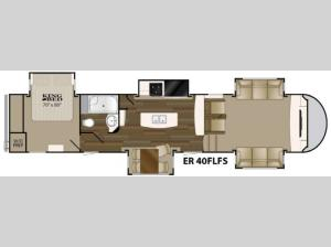 ElkRidge 40FLFS Floorplan Image