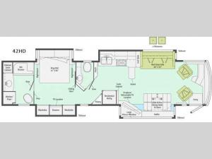Ellipse 42HD Floorplan Image