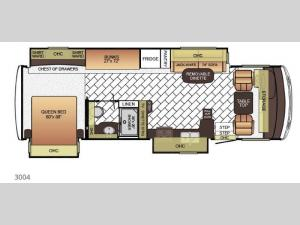 Bay Star 3004 Floorplan Image